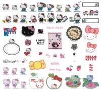 I LOVE HELLO KITTY ECD089